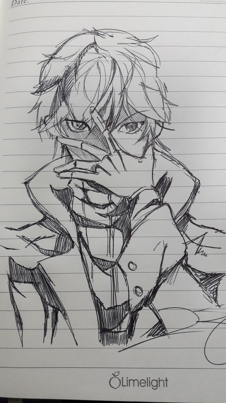Joker Persona 5 - str8mjed   ello