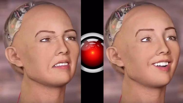Sophia, el primer androide ciud - codigooculto | ello
