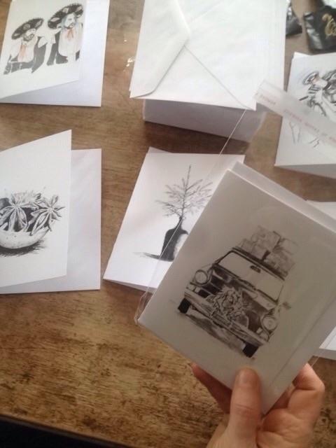 Cartes de Nouell | cards - cartes - lamaskarad | ello