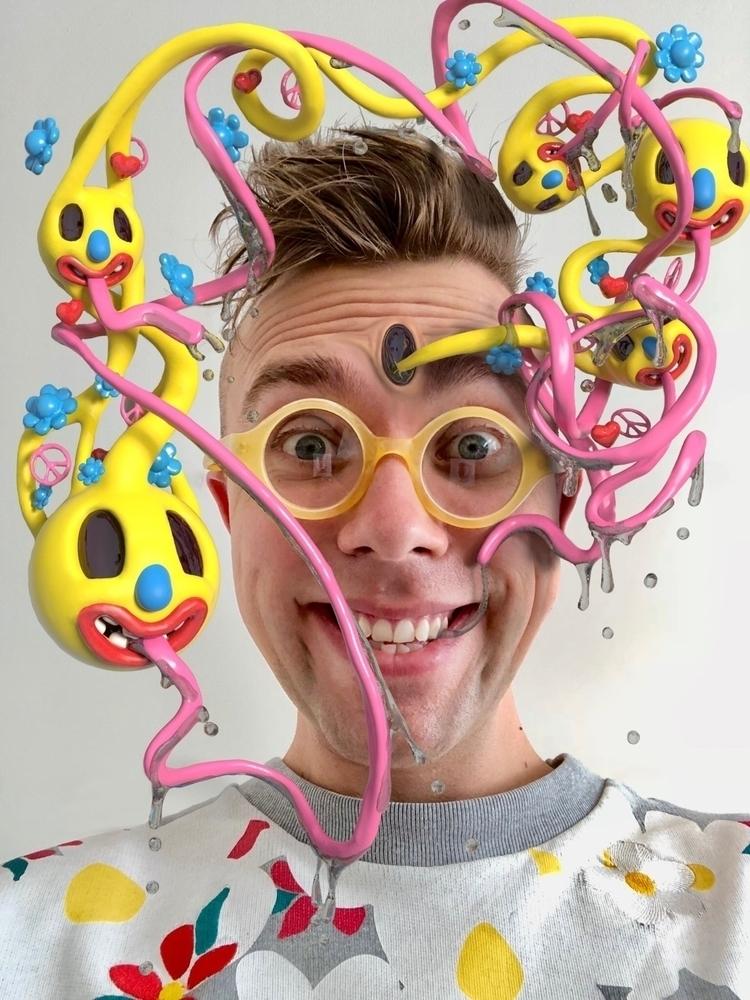 Joyful Thought - VirtualReality - joy | ello