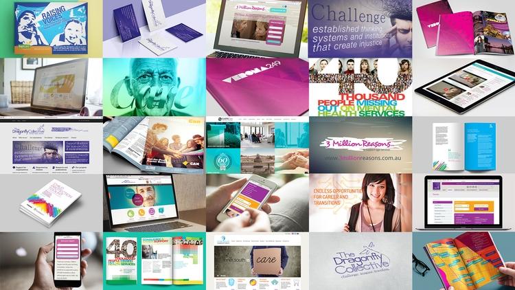 websites, graphicdesign, creative - evoco | ello