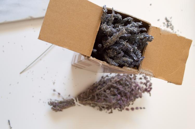 Lavender* | Pennyroyal* *organi - rhoeco_fineorganicgoods | ello