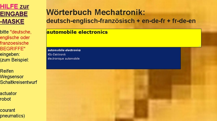 Learning Technical Vocabulary 3 - mechatronik-lehrmittel-wagner | ello