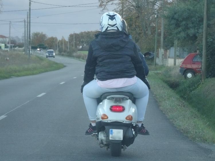 moto, motorbike, road, france - paultian | ello