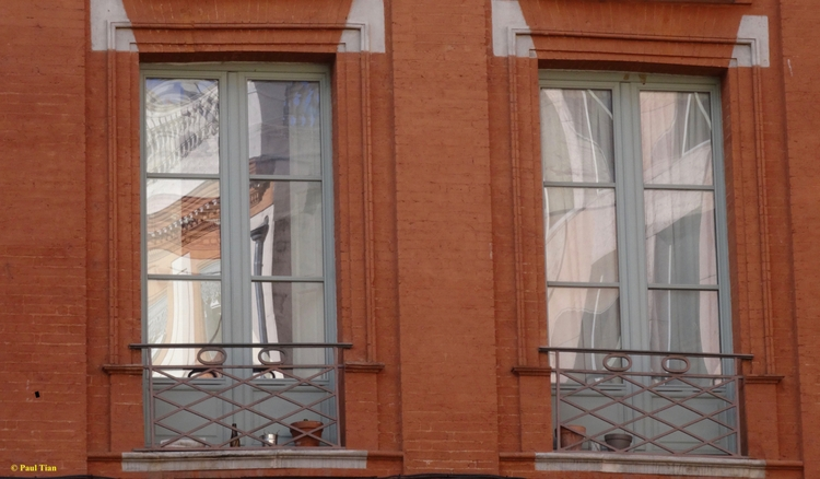Toulouse, France, Reflets, Photography - paultian   ello