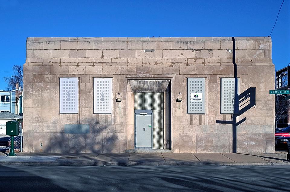 Ye police station, 1940 Foster - photostatguy | ello