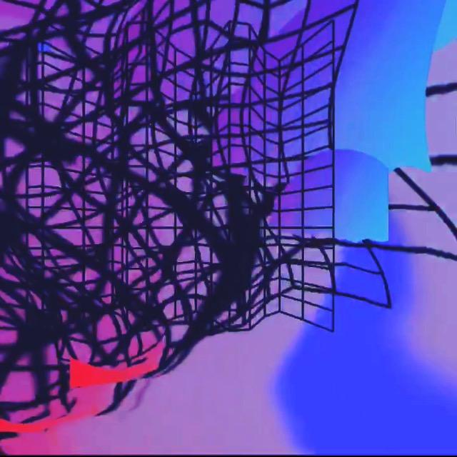 Stills working meshes Processin - matthewortega | ello