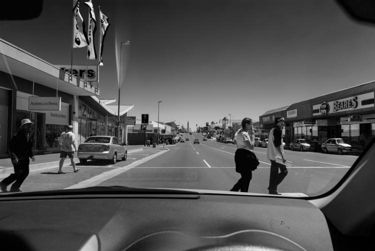 small town traffic Cape - SouthAfrica - christofkessemeier | ello