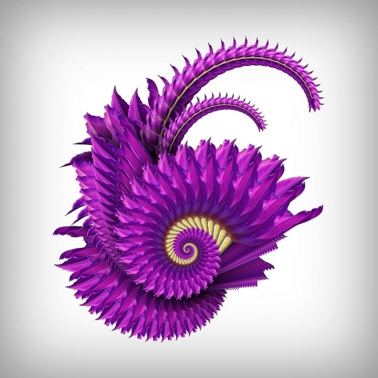 Flower Power Series. create fra - r2on | ello