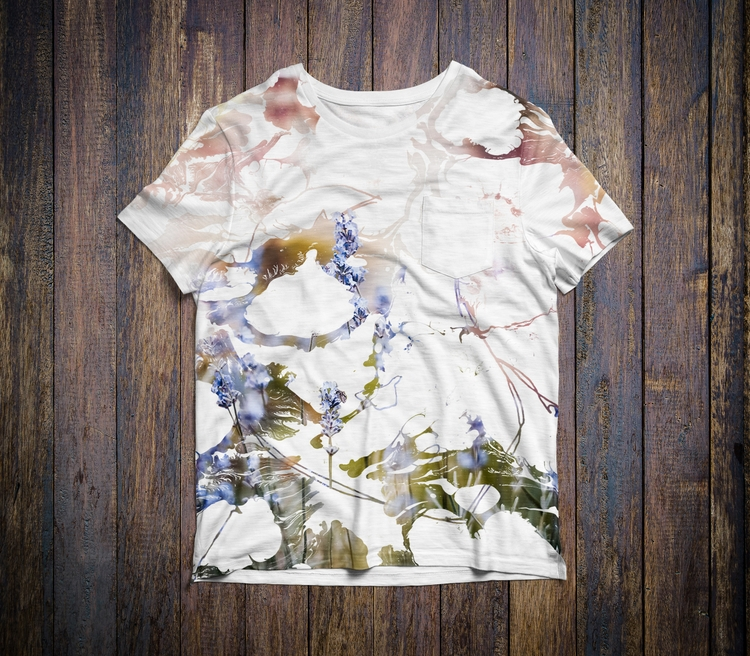 experiment - tshirt, shirt, art - nekel | ello