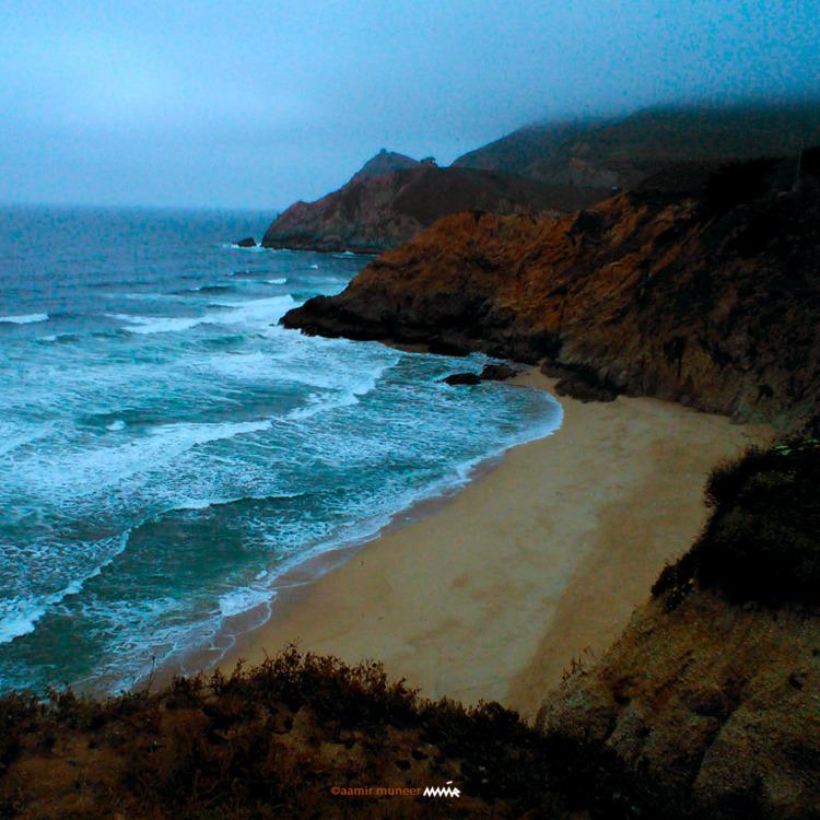Pacific coast. California - photo - wizebunny | ello