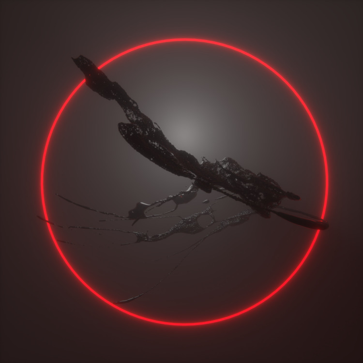 3d, digital, art, sculpture, oozingrace - nrczg   ello