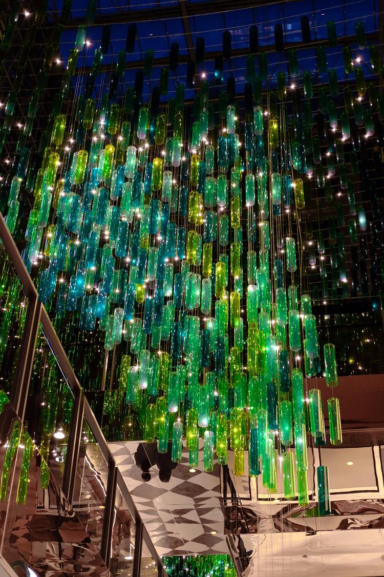 Chandelier - architecture, chandelier - realstephenwhite | ello