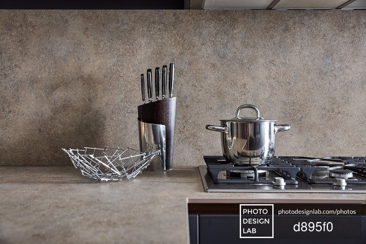 KITCHEN COUNTER STOVE POT PHOTO - photolabdesign | ello