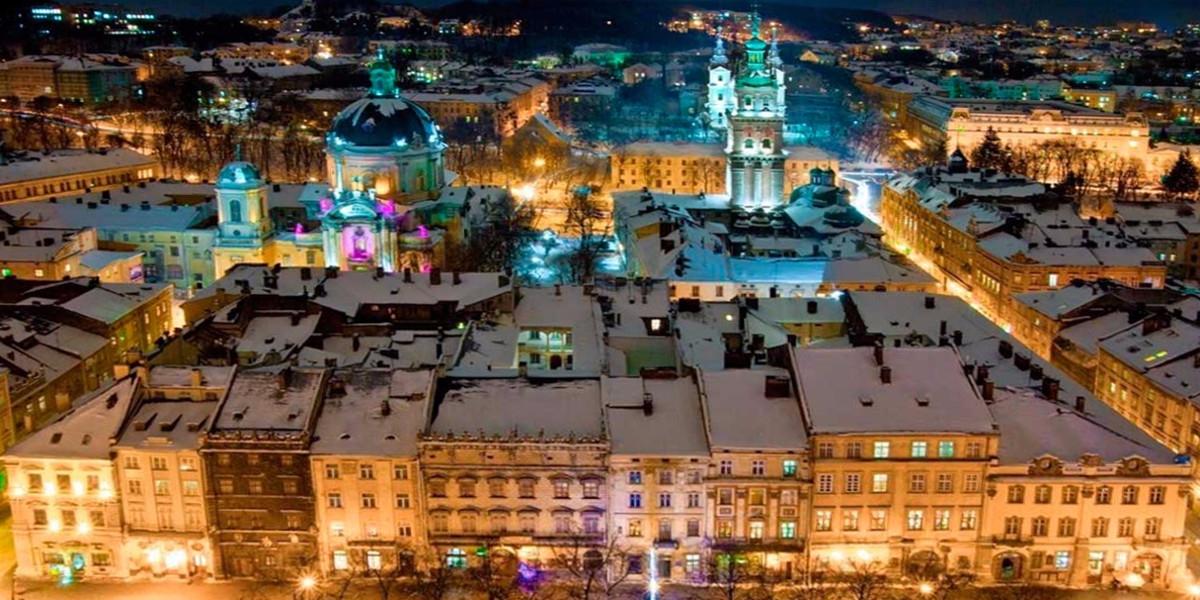 Winter Lviv - szklarska | ello