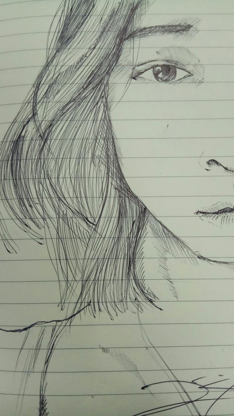 Girl - str8mjed | ello