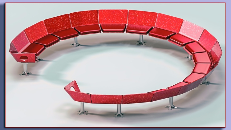 public chair design - furniture - ke7dbx   ello