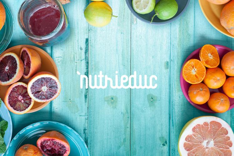 Nutrieduc:registered - Branding - msiqueiraf | ello