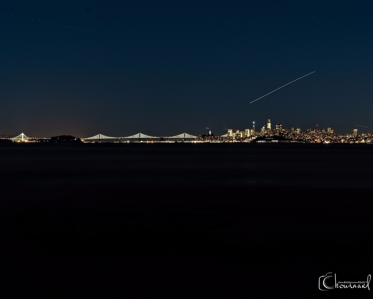 San Francisco skyline - desmodromique | ello