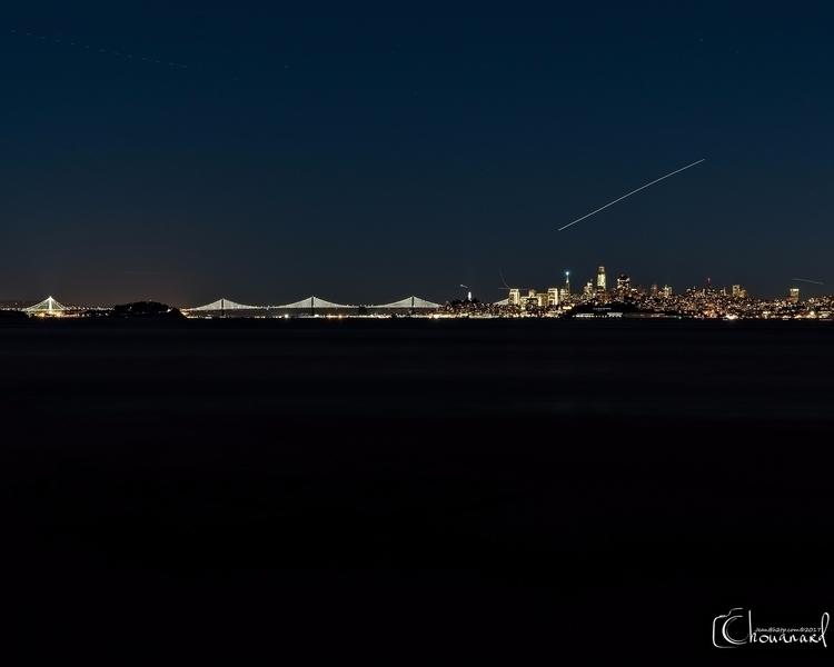 San Francisco skyline - desmodromique   ello
