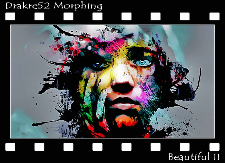 Beautiful II Morphing. Watch fi - drakre52 | ello