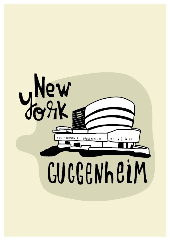 NYC Guggenheim - architecture, newyork - siralobo | ello