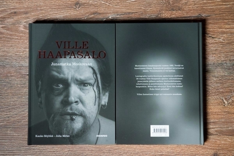 Ville Haapasalo – Junamatka Mos - vinkea   ello