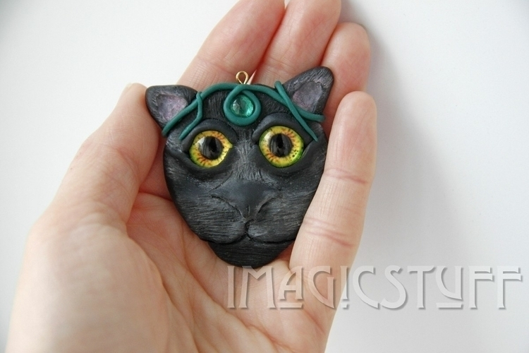 Magic Panther Pendant.:cat::spa - i_magicstuff | ello