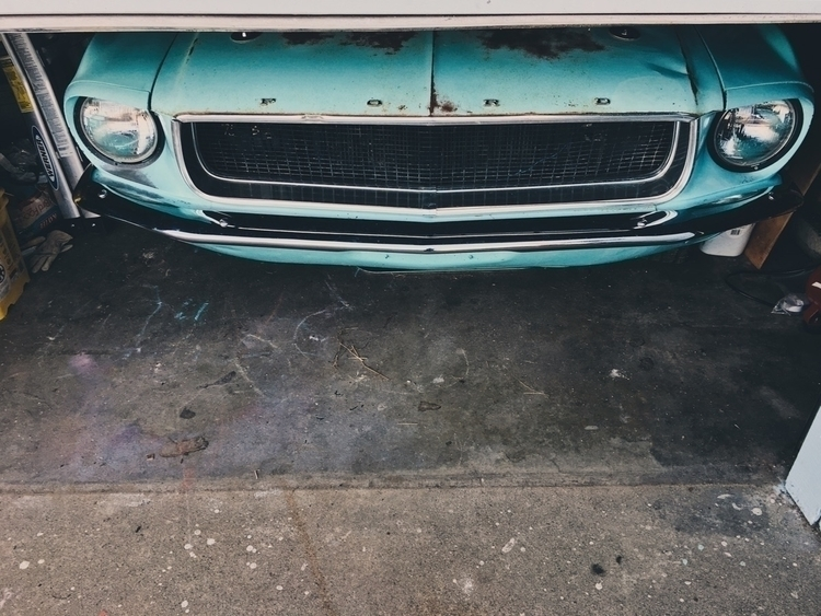 FORD - 1967, ford, mustang, classic - tramod | ello