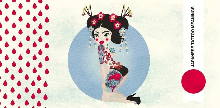 Japanese Tattoo - JapaneseTattoo - chiaraalduini | ello