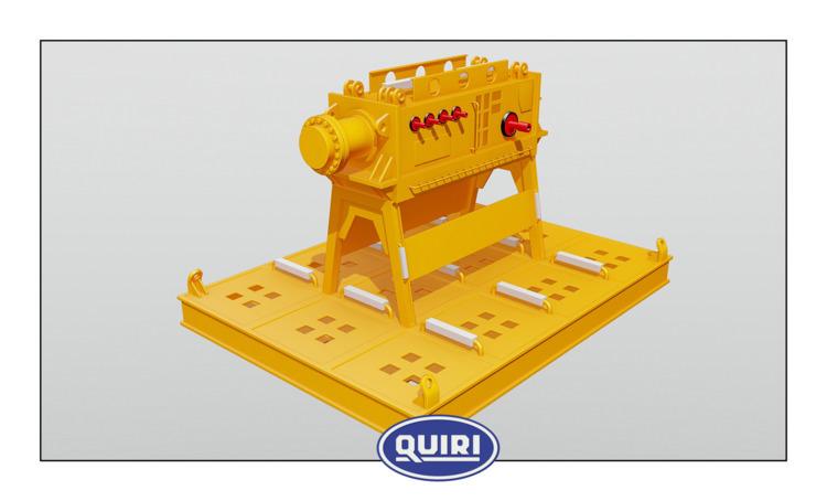 Subsea UTA Unit Modeling render - remyphx | ello