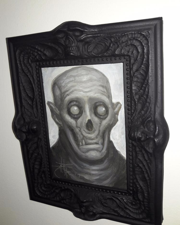 Black grey study - artkollecter | ello