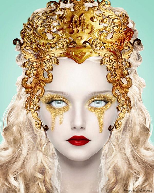 Victoria Obscure digital artist - victoriaobscure | ello