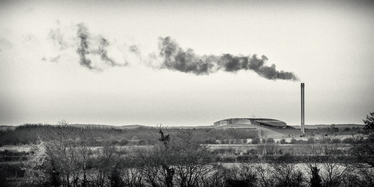 Young smoker incinerator built  - toni_ertl | ello