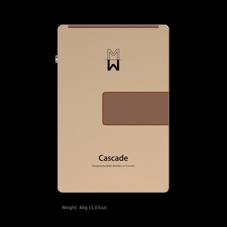 Close Personal Cascade Wallet G - maniwonders | ello