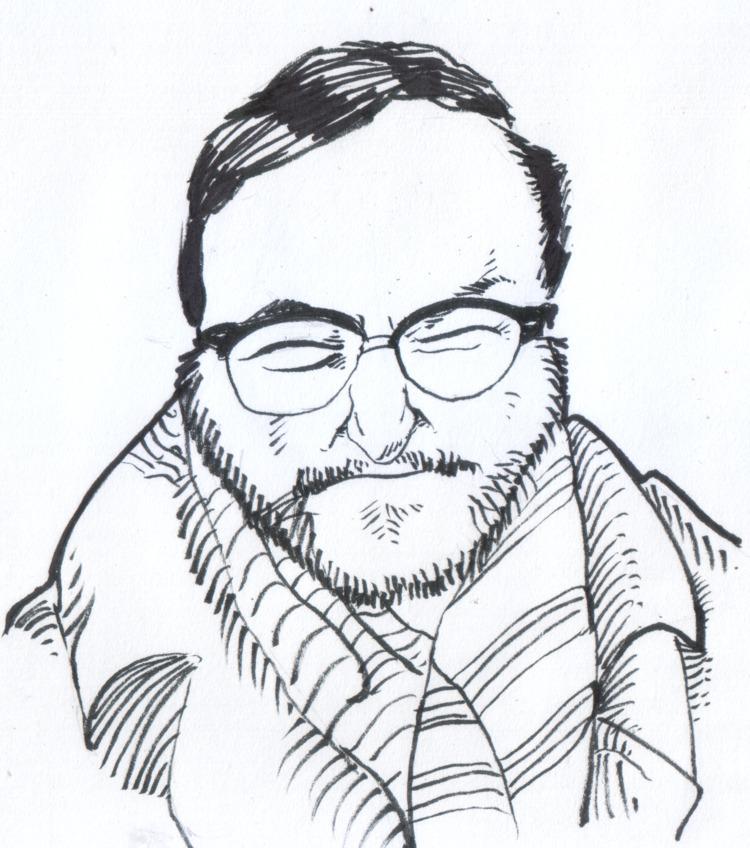 Ink sketch pic - drawing, ink, jpersnicket - nkdk | ello