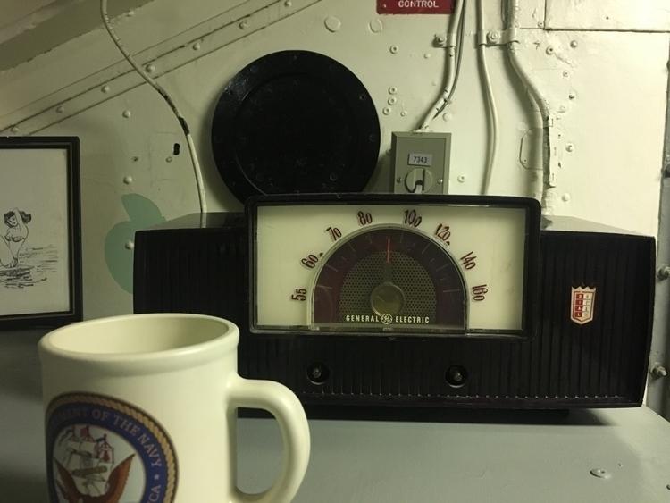 life rooms aboard USS Wisconsin - nikkifontaine | ello
