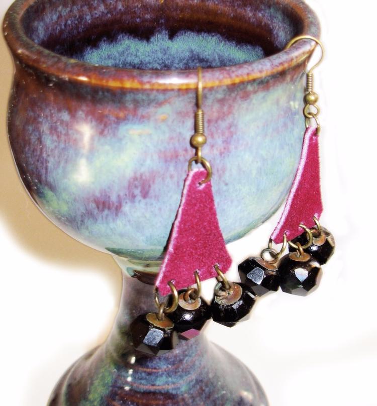 Antique Carnival Glass Waistcoa - artistlauriewalker | ello