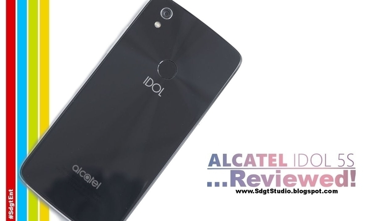 Alcatel Idol 5S... Reviewed - SdgtEnt - sdgt_ent | ello