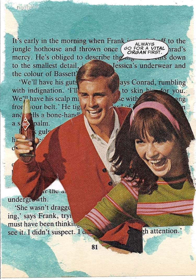 Fascinated, Miles Gibson - postcards - milesgibson | ello