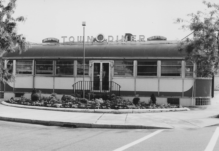 Town Diner Watertown, Mass 1986 - twogreenthumbs | ello