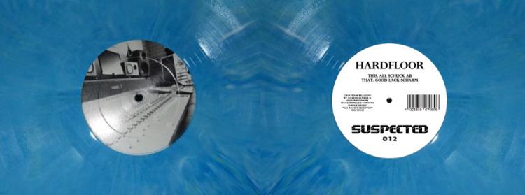 vinyl shopping --- Hardfloor 12 - bondziolino   ello