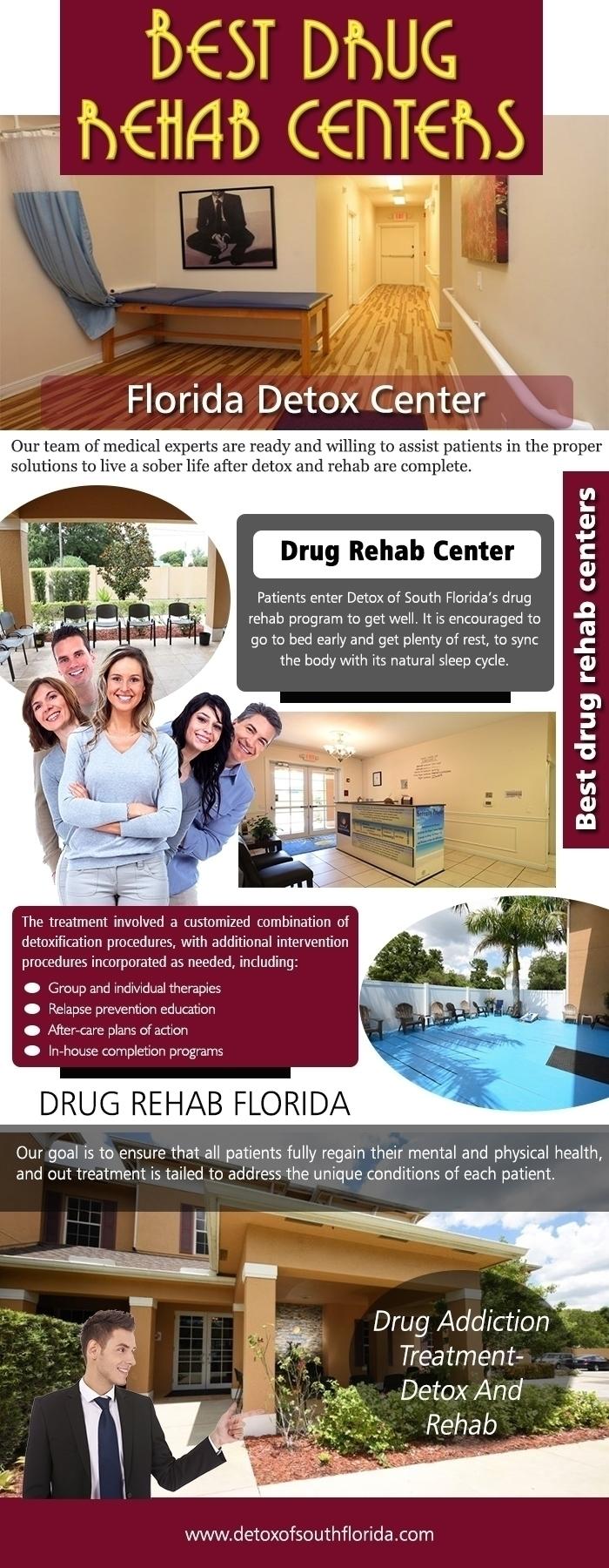 South Florida drug rehab Websit - detoxofsouthflorid | ello