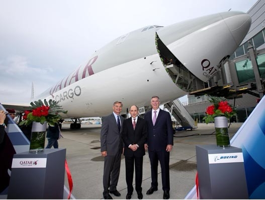 Qatar Airways Cargo B747-8 frei - stattimes | ello