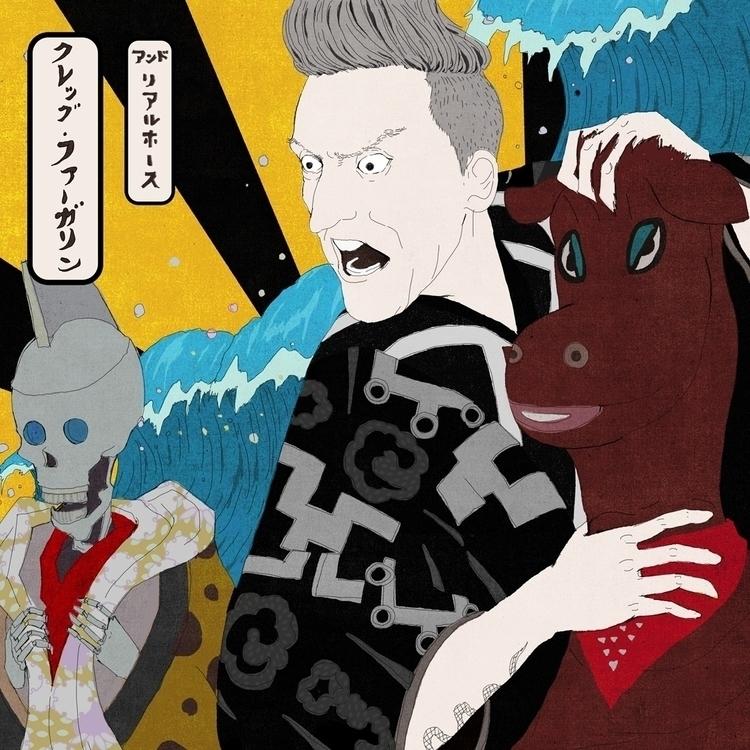 fan art / portrait Craig fergus - kotaro_chiba   ello