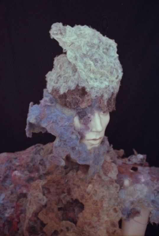 yauer covered fibre art, 2013 f - jauer | ello
