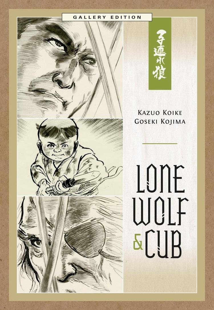 Dark Horse Debut Lone Wolf Cub  - comicbuzz   ello