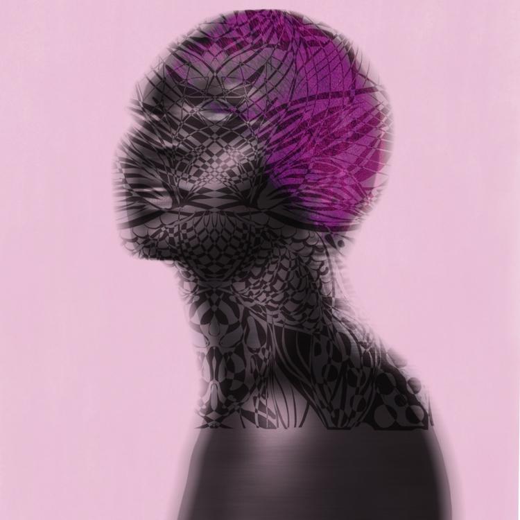 portrait, papercutting, art, artcollector - marcogallotta | ello