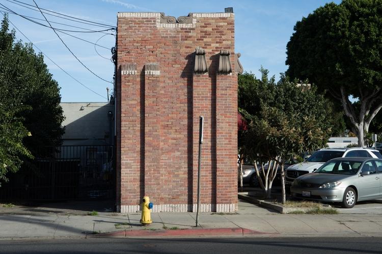Brick Facade, Garvey Ave, Monte - odouglas | ello