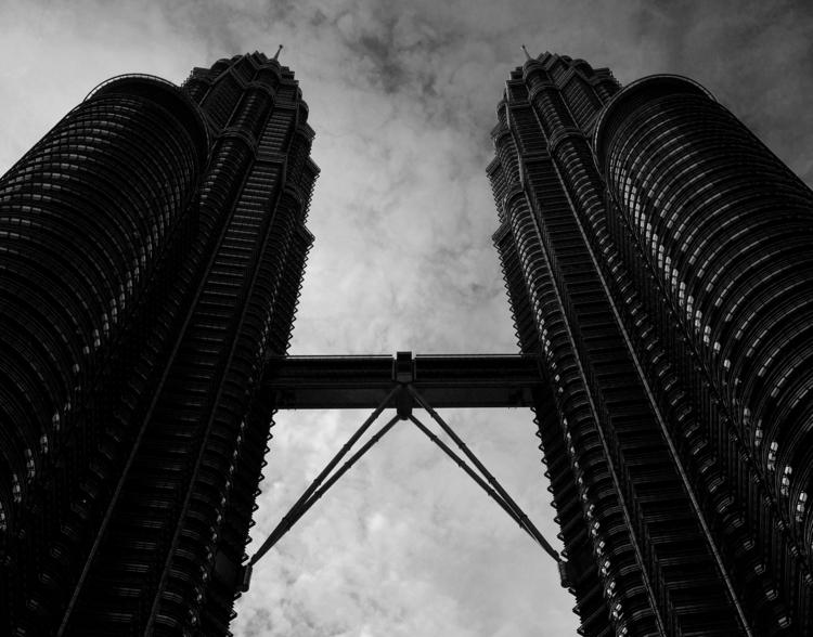 Petronas Towers Architectural p - zrocool | ello